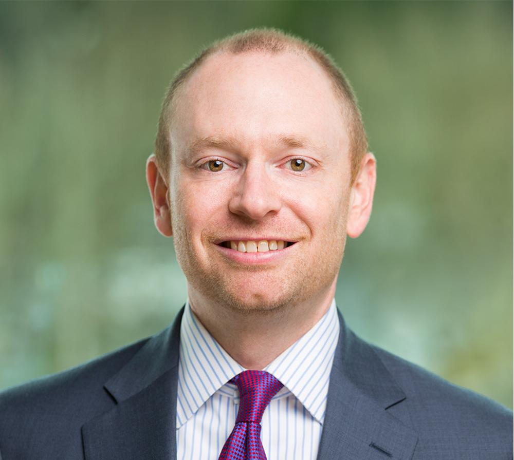 Headshot of Jensen Managing Director Allen Bond