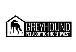 Logo for Greyhound Pet Adoption Northwest