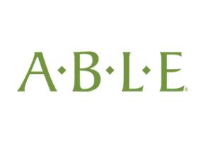 Logo for ABLE International