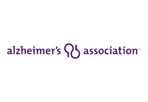 Logo for Alzheimer's Association