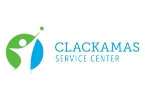 Logo for Clackamas Service Center