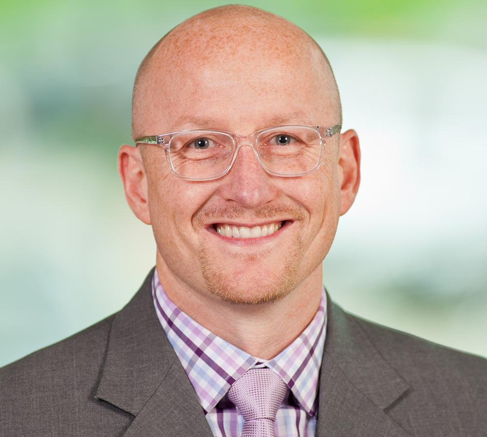 Headshot of Jensen employee Richard Clark