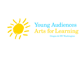Logo for Young Audiences Arts fot Learning