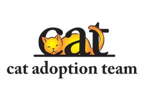 Logo for Cat Adoption Team