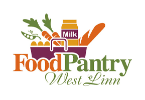 Logo for West Linn Food Pantry