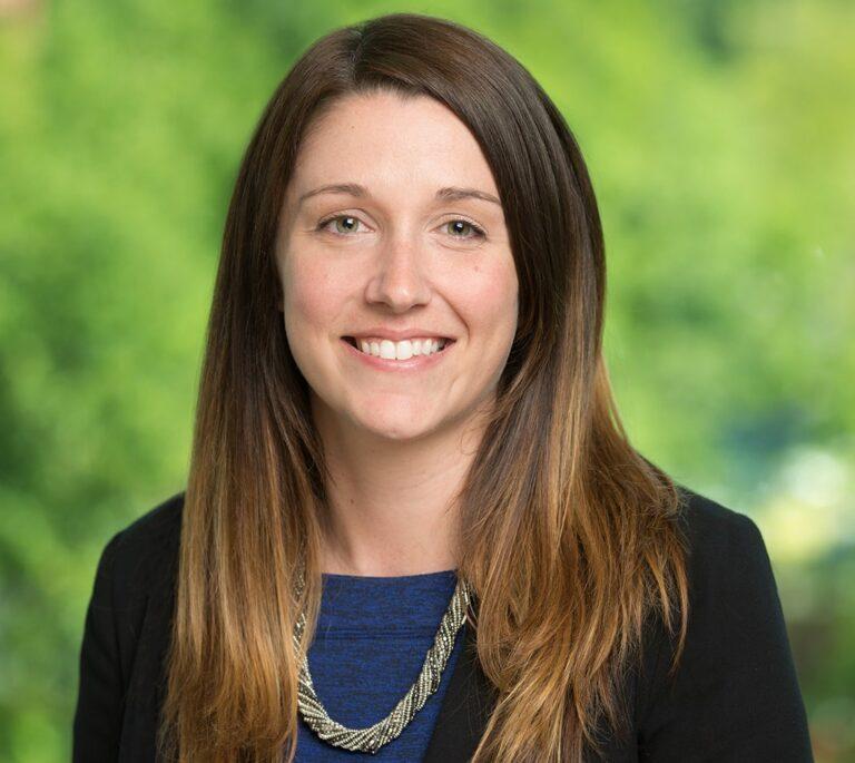 Headshot of Jensen employee Tyra Pratt