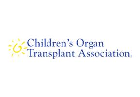 Logo for Children's Organ Transplant Association