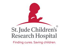 Logo for St Jude Children's Hospital