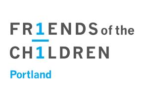 Logo for Friends of the Children