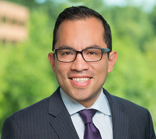 Headshot of Jensen employee Jorge Rivas
