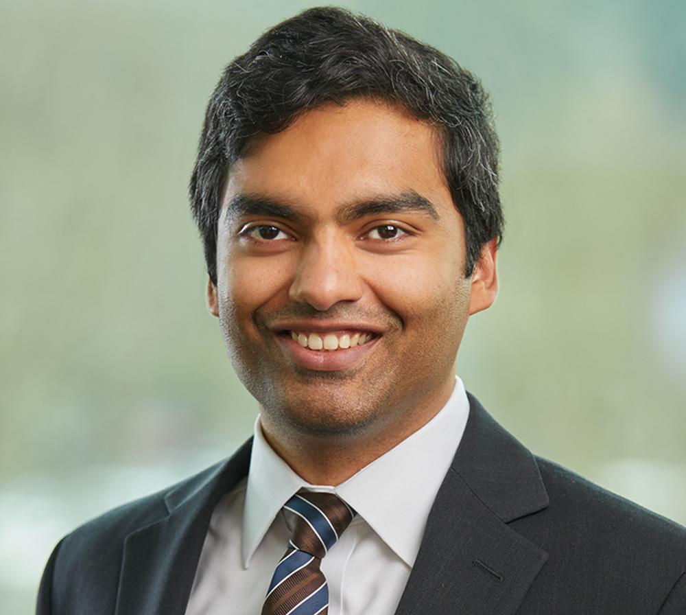 Headshot of Jensen employee Apurva Parikh