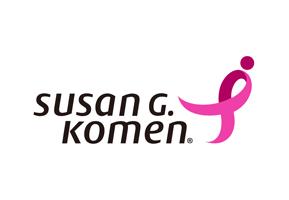 Logo for Susan G. Komen