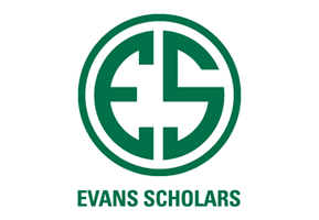 Logo for Evans Scholars Foundation